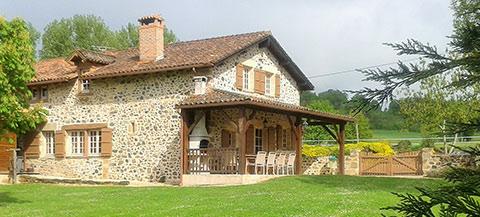 "Cottage ""La Glycine"""